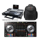 Pioneer DDJSZ DJ Controller Bundle with Odyssey Case & Backpack