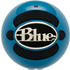 Blue Snowball Pack USB Mic with Stand and Cable in Electric Blue