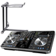 Pioneer XDJR1 Wireless DJ System with Crane Laptop Stand