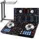 Pioneer DDJSR Serato DJ Controller with Crane Laptop Stand