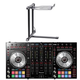 Pioneer DDJSX2 Serato DJ Controller with Crane Laptop Stand