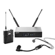 Shure QLXD Wireless Headset Mic System w/ SM35