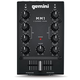 Gemini MM1 2 Channel Analog Mini DJ Mixer