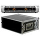 Behringer iNUKE NU6000 Power Amplifier with Rack Case