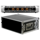 Behringer NU4 6000 PA Power Amp with Rack Case