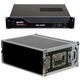 Gemini XGA-5000 Power Amp w/ Rack Case