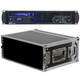 Peavey IPR27500 Power Amplifier with Rack Case
