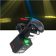 ADJ American DJ Inno Pocket Roll LED Barrel Scan Effect Light