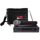 Nady DKW3 Wireless Microphone w/ Gator Bag