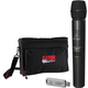 Behringer ULM100 USB Wireless Mic W/ Gator Bag