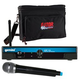 Gemini UHF 116M Wireless Vocal Mic W/ Gator Bag