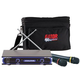 Vocopro VHF-3005 Dual Handheld Wireless Mic w Bag