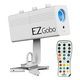 Chauvet EZGobo Battery Powered LED Gobo Projector