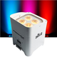 Chauvet Freedom Par Hex-4 White RGBAW+UV LED Light