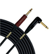 Mogami Gold Guitar Inst Str to Rt 1/4 Cable 10ft