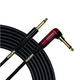Mogami Gold Guitar Inst Str to Rt 1/4 Cable 25ft