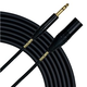 Mogami GOLD-TRSXLRM-03 Gold 3 Ft TRS to M XLR Patch 1/4-Inch Cable