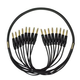 Mogami Gold Snake 8 Ch 1/4 TRS Cable 10ft