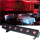 ADJ American DJ Ultra Hex Bar 6 RGBAW+UV LED Wash Light