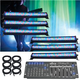 ADJ American DJ Mega GO Bar 50 6 Pack LED Light System