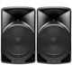 Alto TX15 15 in 2 Way Powered PA Speaker Pair