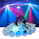 Eliminator Crystal Ray LED RGBW Beam Effect Light