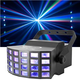 Eliminator LED Array 2x9-Watt Derby Effect Light