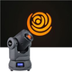 Blizzard Lil G DMX LED Moving Head Beam Light
