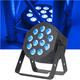 ADJ American DJ 12P HEX RGBAW+UV DMX LED Wash Light