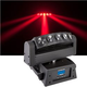Epsilon X-Beam RGBW LED Moving Head Effect Light