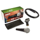 Shure PGA48 Dynamic Vocal Mic with XLR-QTR Cable