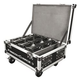 Chauvet Freedom Charge 9 Road Case & Charger