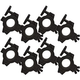 Lighting Truss O-Clamp 8 Pack - 1.5 to 2 inch