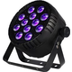 Blizzard LB Par Hex 12x15-Watt RGBAW+UV LED Wash Light