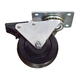 Global Truss ST-157-CAST Swivel Caster w/ Brake