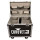 Chauvet S35X Road Case for 2x Spot 350/355Z      *