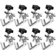 8 Pack Of Lighting Baby Clamps for Truss