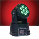ColorKey Mover MiniWash QUAD-W 7 LED Moving Head