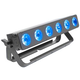 Elation SIXBAR 500 6x12w RGBAW+UV LED Wash Light