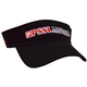 PSSL Adjustable Black Visor