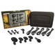 Shure PGADRUMKIT5 5 Piece Drum Microphone Kit