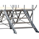 Global Truss GT STAIR  3.28 Ft Staircase for Portable Stage        *
