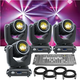 ADJ American DJ Vizi Beam 5RX 4 Pack with Controller & Cable