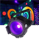 Mega Lite VAZT LED UV50 50-Watt UV Wash LED Blacklight