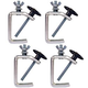 4 Pack Of Lighting Baby Clamps for Truss