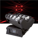 Epsilon Spyder Beam Moving Head RGBW LED Light
