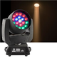 Chauvet Rogue R2 Wash 19x15-Watt RGBW LED Moving Head Light