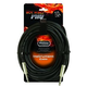 On-Stage 10ft Instrument Cable w/Neutrik Connector