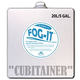 CITC Fog-IT Water Based Fog Fluid 5 Gallon Cube