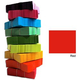 CITC Confetti Stacks 1 lb - Red